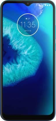 MOTOROLA G8 Power Lite (Arctic Blue, 64 GB)