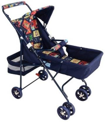 BONDAD HUB BONDAD_NAVY_PRAM Twin Strollers & Prams