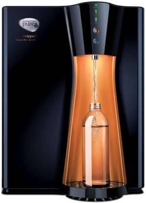 Pureit Copper Plus Mineral 8 L RO + UV + MF Water Purifier