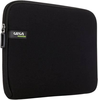 Gizga Essentials GE-15-BLK-BLK Laptop Sleeve/Cover