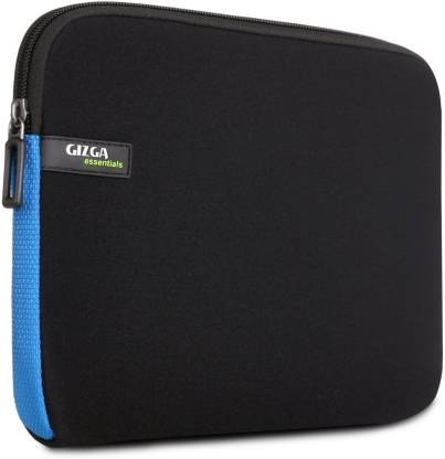 Gizga Essentials GE-10-BLK-BLU Laptop Sleeve/Cover