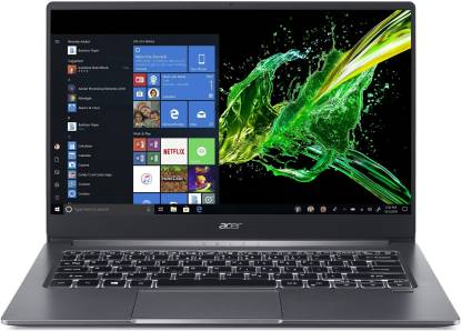Acer Swift 3 Core i5 10th Gen – (8 GB/512 GB SSD/Windows 10 Home) SF314-57 Thin and Light Laptop