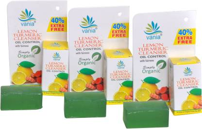 Vania Lemon Turmeric Cleanser