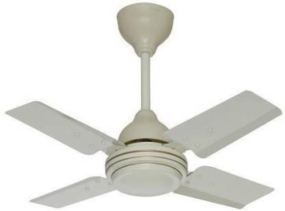 Sameer Gati 24 white 600 mm 4 Blade Ceiling Fan