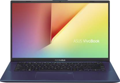 Asus VivoBook 14 Ryzen 5 Quad Core 3500U 2nd Gen - (8 GB/512 GB SSD/Windows 10 Home) X412DA-EK503T Thin and Light Laptop