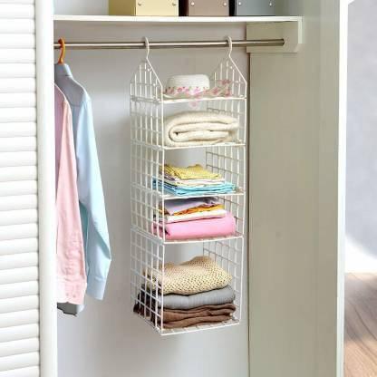 Diy Folding Wardrobe Storage Rack, Storage For Clothes
