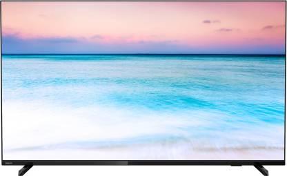PHILIPS 6600 Series 126 cm (50 inch) Ultra HD (4K) LED Smart TV
