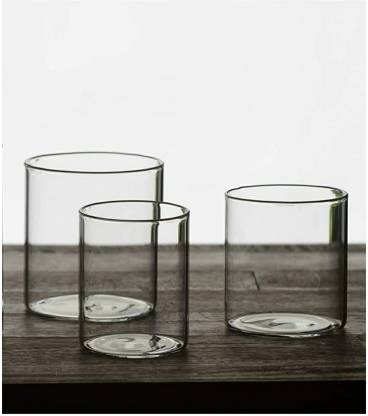 BOROSIL (Pack of 6) VCJ120 Glass Set