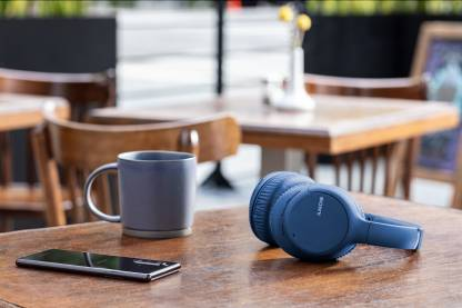 Sony WH-CH710N Active noise cancellation enabled Bluetooth Headset