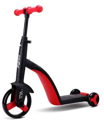 X3-in-1 Kick Scooter for Kids,Toddler Tricycle Kids Trikes Tricycle Ideal for Boys Girls, Balance Training