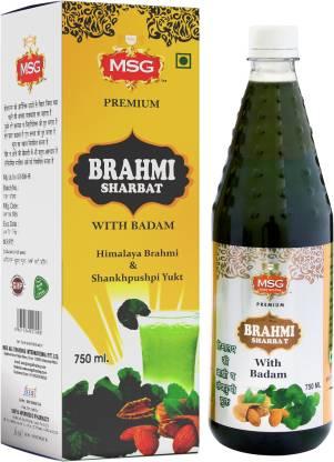 MSG Premium Brahmi Badam Sharbat