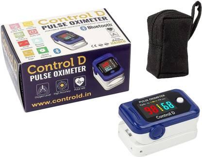 Control D Bluetooth Digital Pulse Oximeter Pulse Oximeter