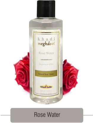 KHADI MEGHDOOT Gulab Jal (Rose Water) 210ml