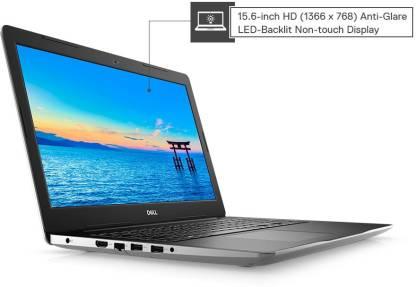 Dell Inspiron Ryzen 5 Quad Core - (8 GB/512 GB SSD/Windows 10 Home) Inspiron 3585 Laptop
