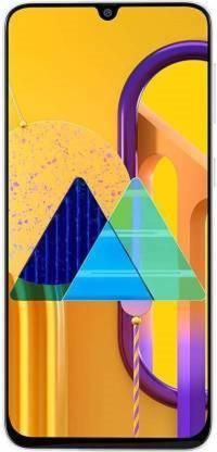 SAMSUNG Galaxy M30S (Pearl white, 128 GB)