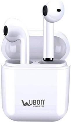 Ubon BT-200 Wireless Earbuds|Built-in 10hrs Backup Bluetooth Headset