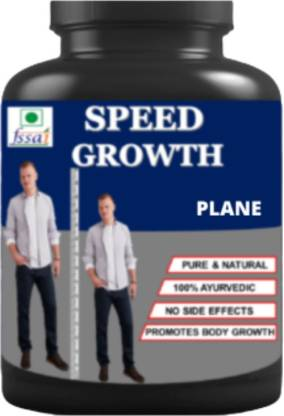Hindustan Ayurveda Speed Growth Height Supplement Plane Pack Of -1
