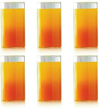 BOROSIL (Pack of 6) B085GNQHF9 Glass Set