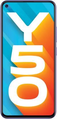 vivo Y50 (Iris Blue, 128 GB)