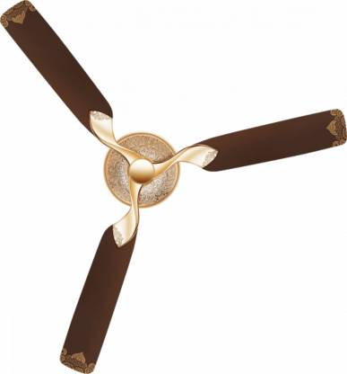 LUMINOUS Jaipur Mahal 1320 mm 3 Blade Ceiling Fan 1320 mm 3 Blade Ceiling Fan
