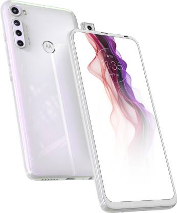 Motorola One Fusion+ (Moonlight White, 128 GB)