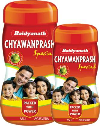 Baidyanath Chyawanprash Special Natural Immunity Booster (Combo of 1 kg & 500 gm)