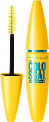 MAYBELLINE NEW YORK Volume Express Colossal Masacara, Waterproof 10 ml