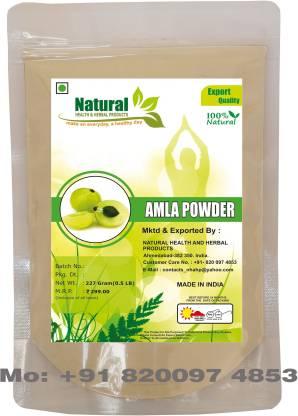Natural Health and Herbal Products Natural Amla Powder