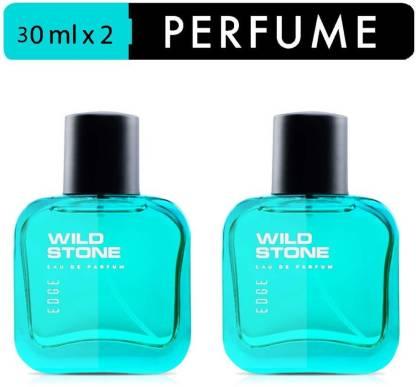 Wild Stone Edge Perfume Combo for Men Eau de Parfum  -  60 ml