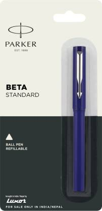 PARKER Beta standard CT (systemark) LG.Blue Ball Pen