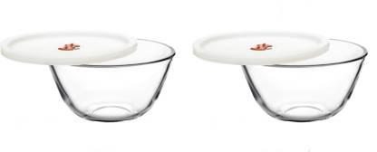 Signoraware Borosilicate Glass Disposable Mixing Bowl