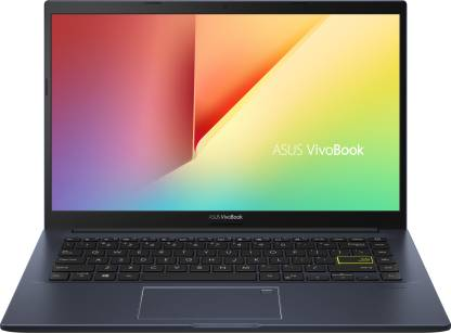 Asus VivoBook 14 Ryzen 7 Octa Core 4700U - (8 GB/512 GB SSD/Windows 10 Home) M413IA-EK585T Thin and Light Laptop