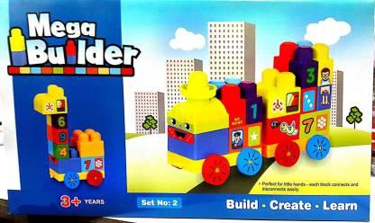 MadSan MEGA Builder Set-2 for Kids