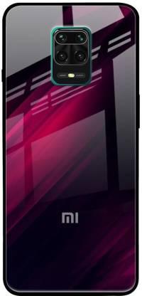 QRIOH Back Cover for Mi Redmi Note 9 Pro