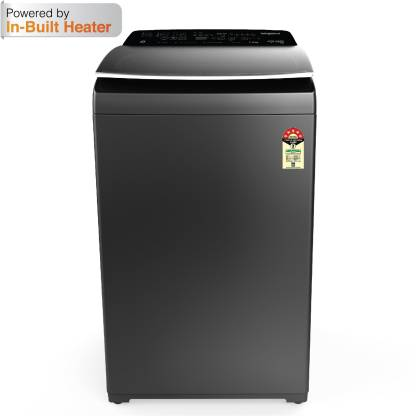 Whirlpool 7.5 kg 5 Star, Inverter Heater Fully Automatic Top Load with In-built Heater Grey