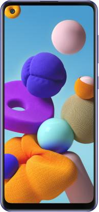 Samsung Galaxy A21s (Blue, 64 GB)
