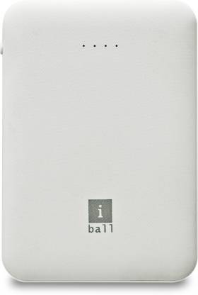 iBall 5000 mAh Power Bank (Power Delivery 2.0)