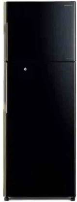 Hitachi 318 L Frost Free Double Door 3 Star Convertible Refrigerator