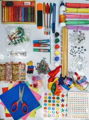 Classtime art and craft kit - art and craft kit . shop for Classtime  products in India. | Flipkart.com