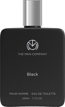 The Man Company Black perfume Eau de Toilette