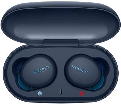 SONY WF-XB700 With 18 Hours Battery Life Bluetooth Headset