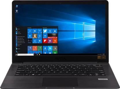 Avita Pura Core i3 8th Gen - (4 GB/256 GB SSD/Windows 10 Home in S Mode) NS14A6INT441-MEGYB Thin and Light Laptop
