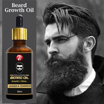 7 Days 100% Result Beard Hair Oil