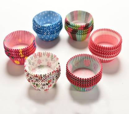 BAKEFY Cupcake/Muffin Mould
