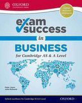 Exam Success in Business for Cambridge AS & A Level (First Edition)