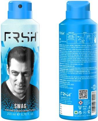 Frsh Dedorant Body Spray 200 ML-SWAG Perfume Body Spray - For Men & Women