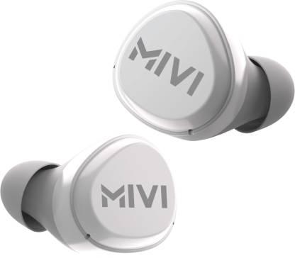 [Pre-Book] Mivi DuoPods M20 True Wireless Bluetooth Headset(White, True Wireless)