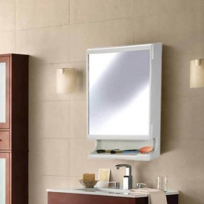 Seniority Bathroom Cabinet With Mirror, Bathroom Vanity Mirror Cabinet
