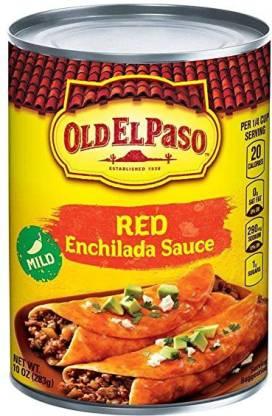 Old ELPaso Red Enchilada Sauce Mild, 283g Sauce