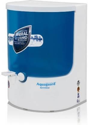 Aquaguard Reviva 8 L RO + UV Water Purifier (White, Blue) 8 L RO + UV Water Purifier